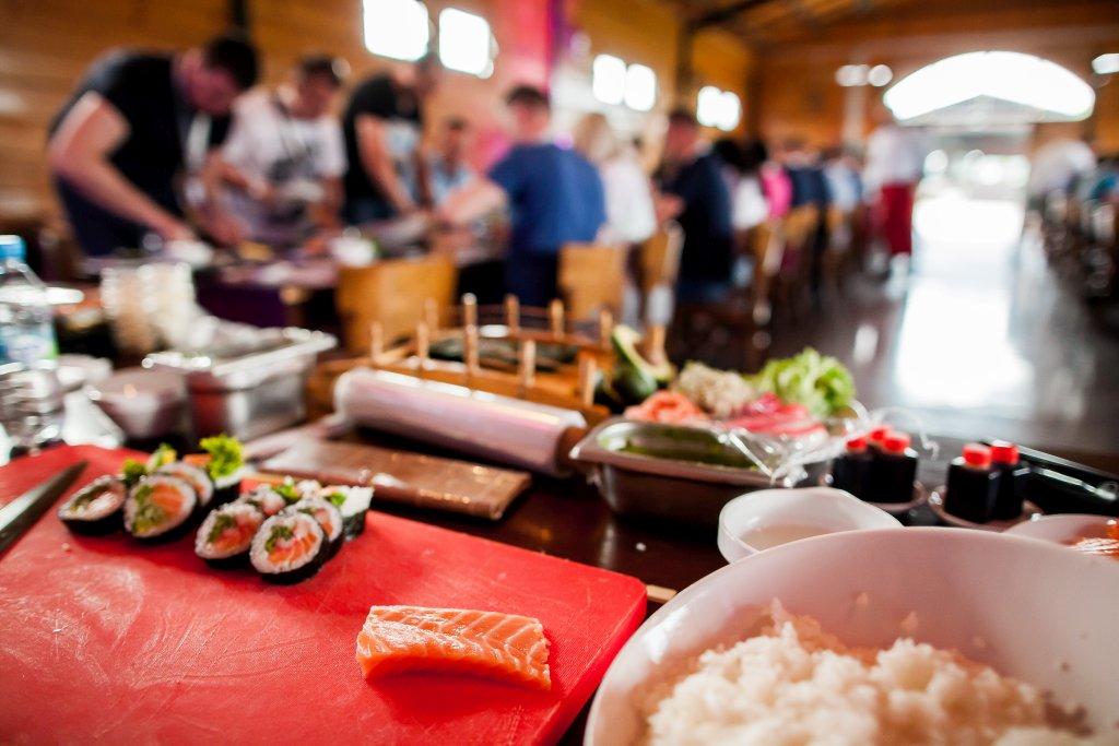 Sushi naimprezie